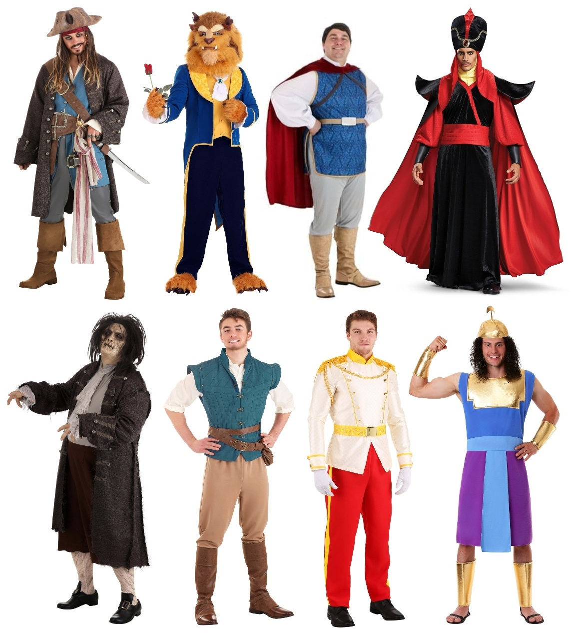 Disney Character Costumes for Men
