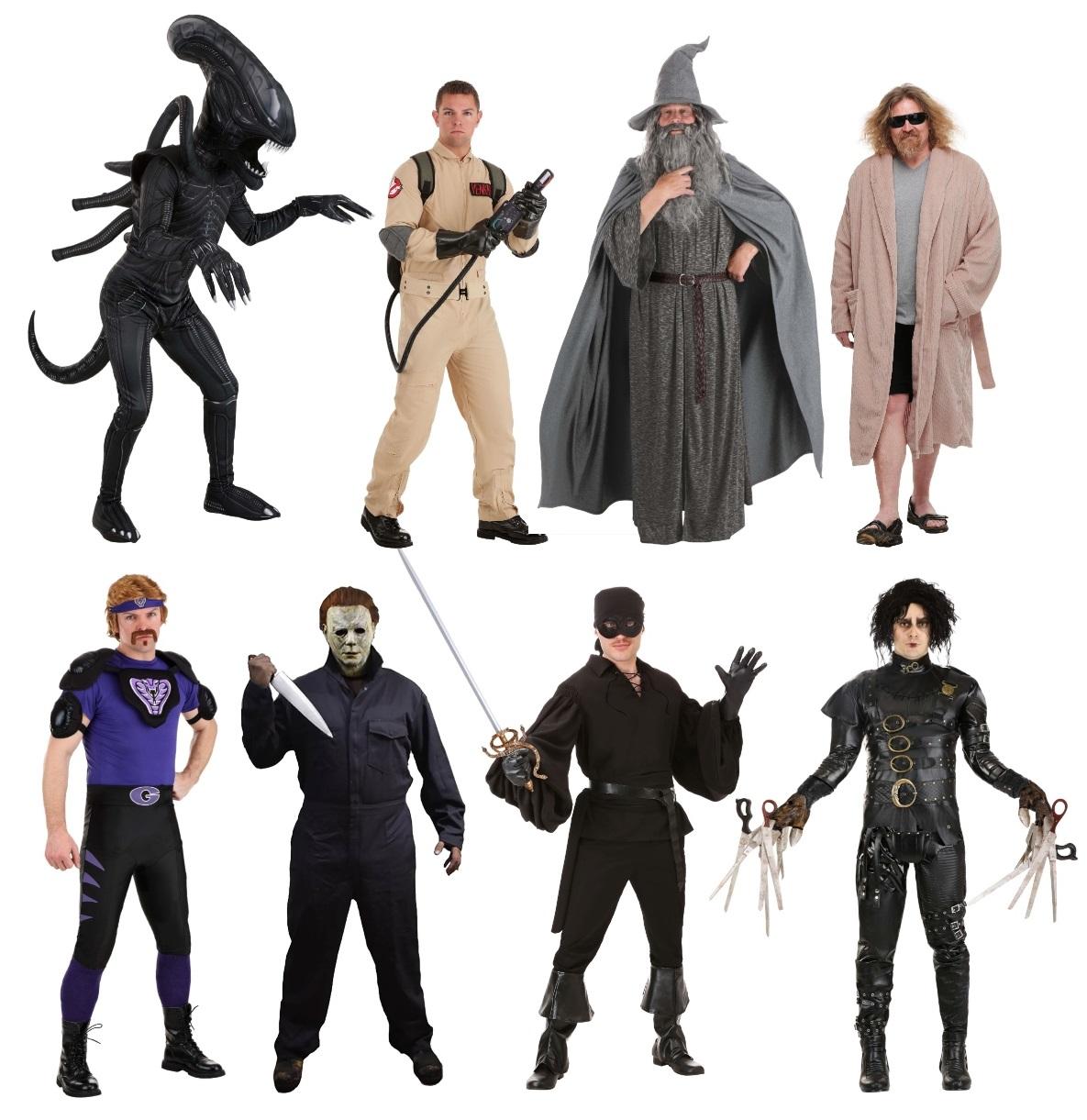 Movie Costumes for Men
