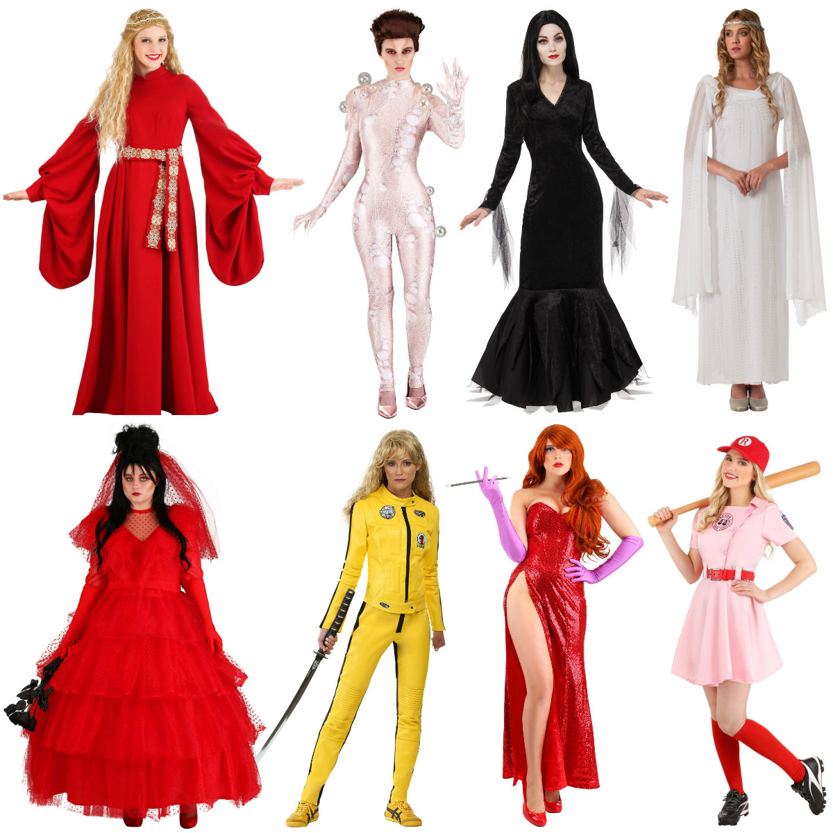 Movie Costumes for Women