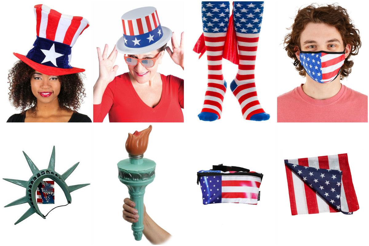 Patriotic Accessories