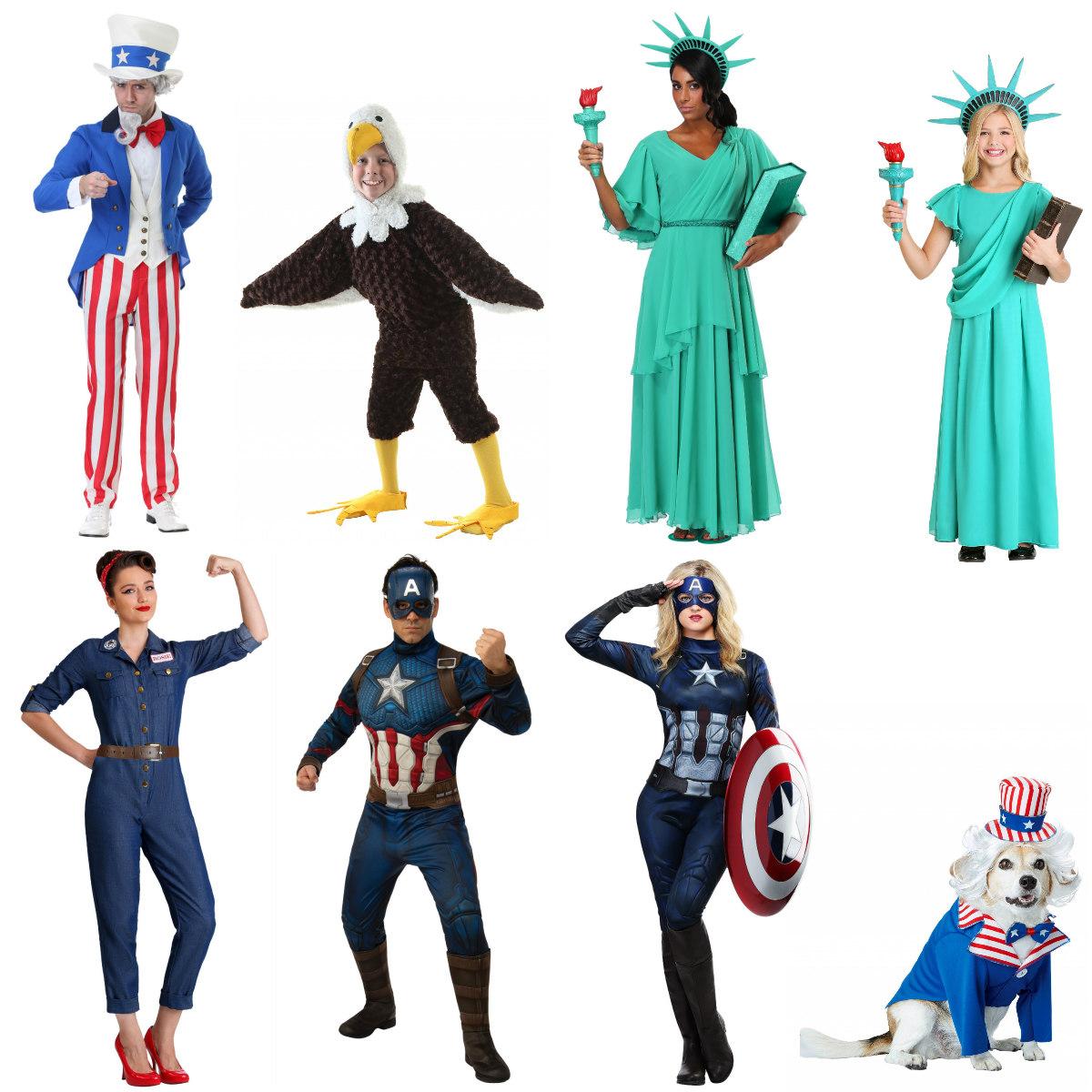 America Costumes