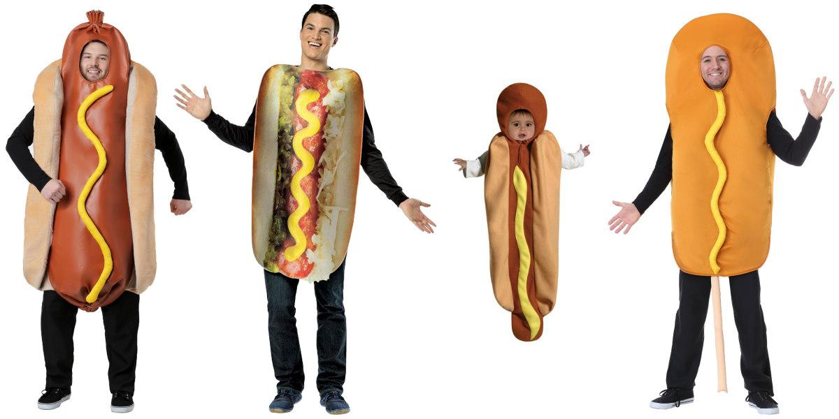 Funny Hot Dog Costumes