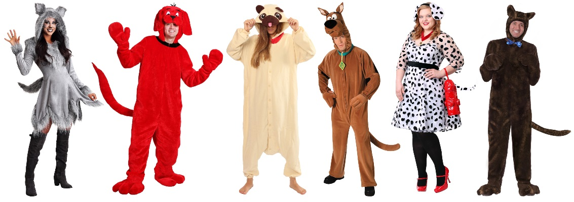 Dog Costumes for Silly Party Animals