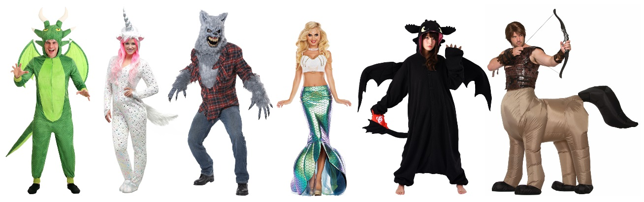 Magical Costumes for the Fantasy-Obsessed