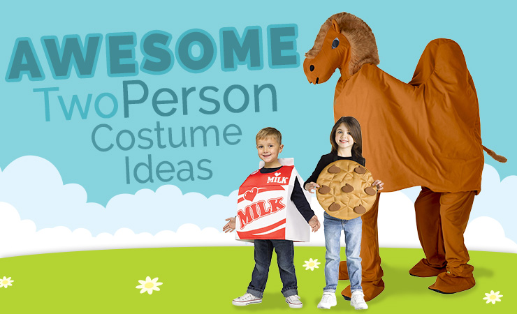 Awesome Two-Person Costume Ideas