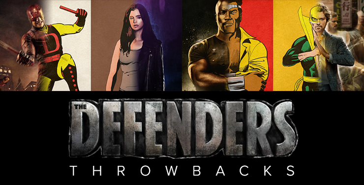 Defenders Then and Now