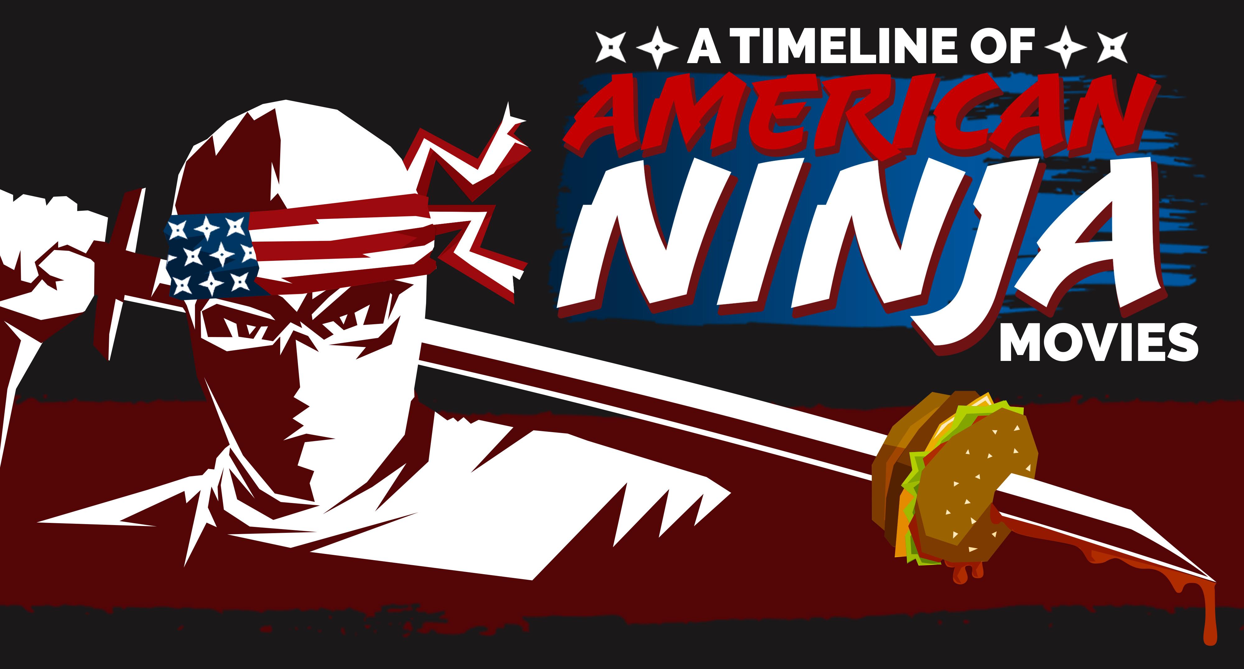 American Ninja Movies