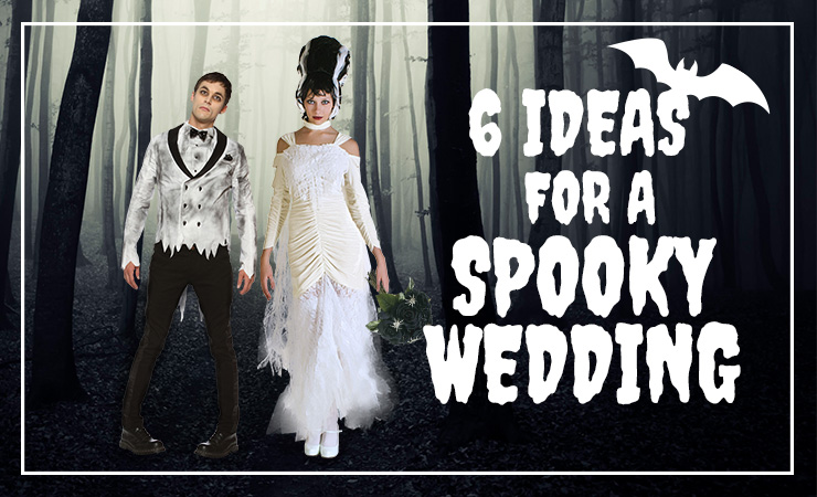 Spooky Wedding Ideas
