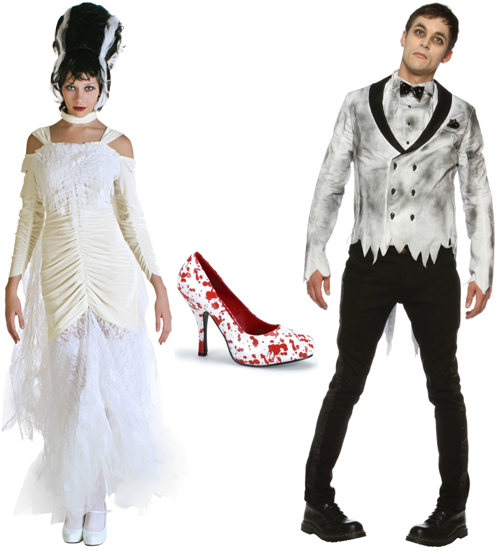 Wedding Halloween Costumes: 6 Ideas For A Spooky Wedding
