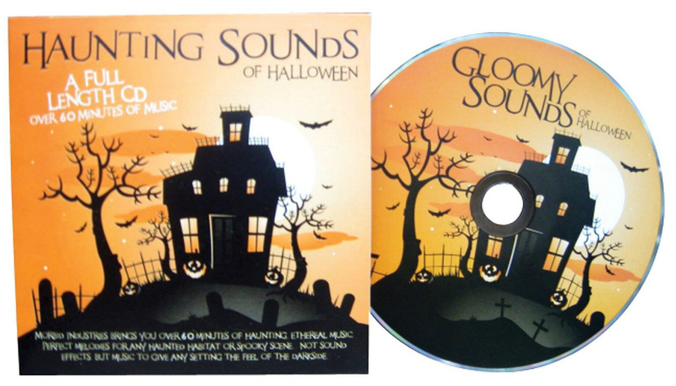 Soundtrack for a Spooky Wedding