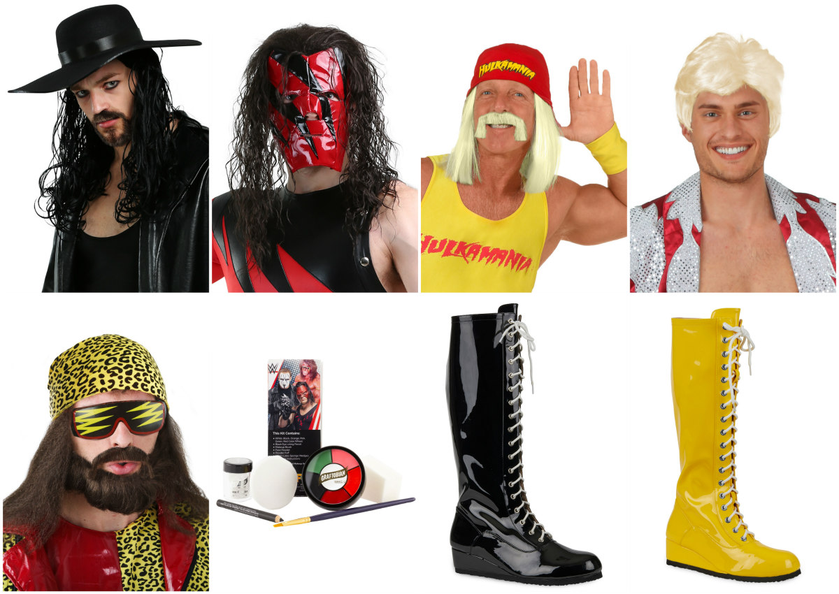 WWE Costume Accessories