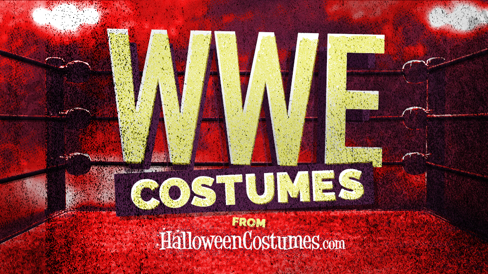 These WWE Costumes Will Get You Ready to Rumble