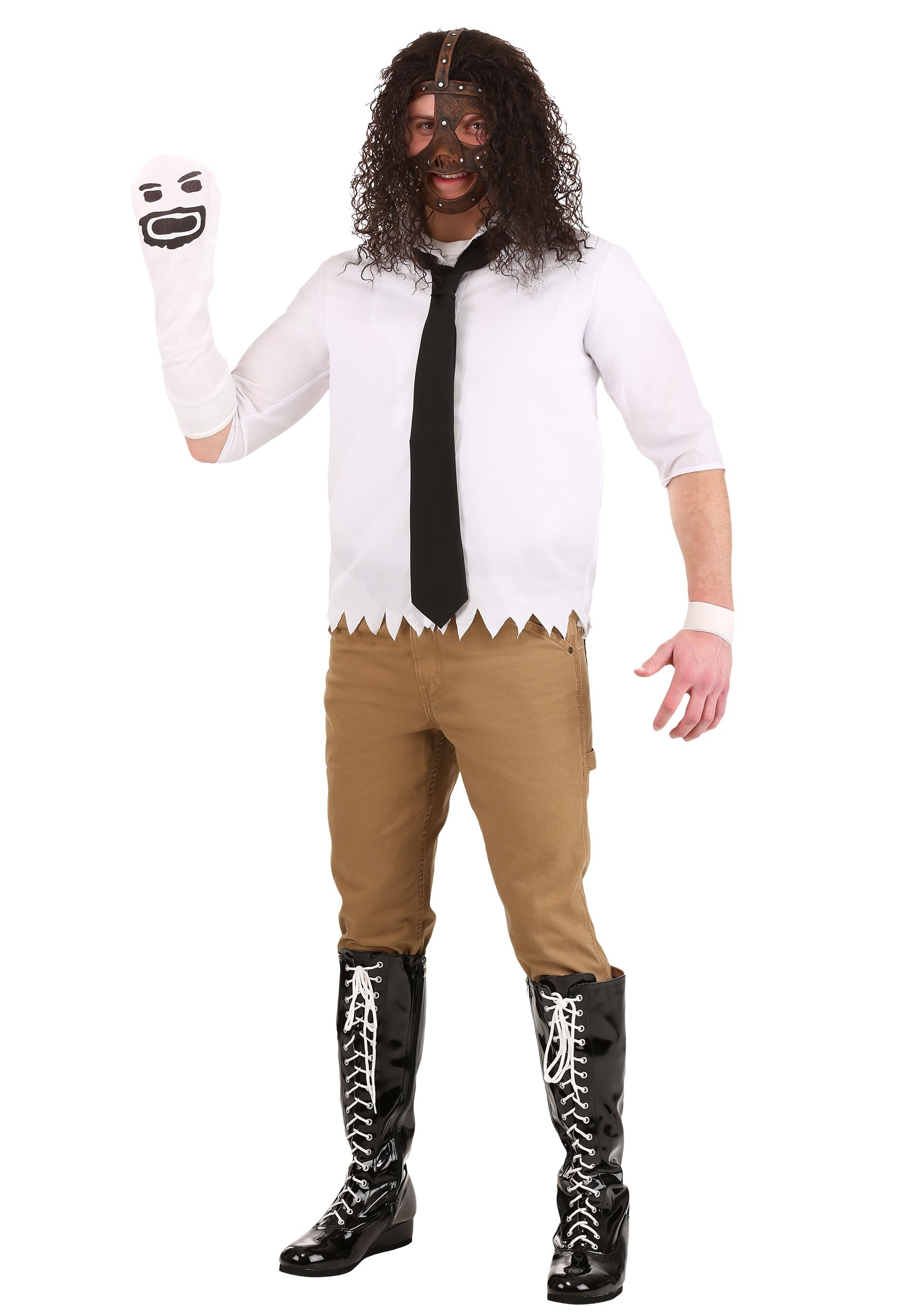 WWE Mankind Costume