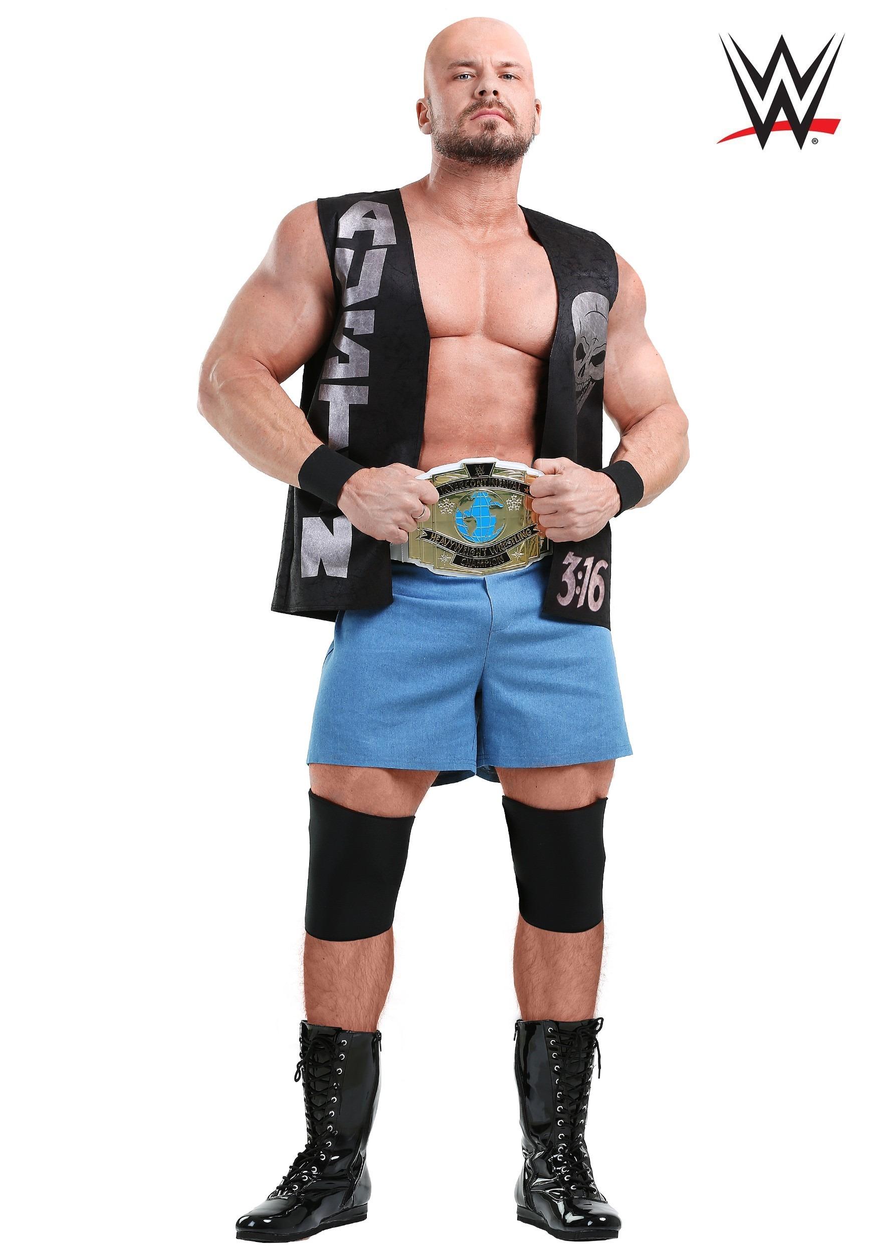 WWE Stone Cold Steve Austin Costume