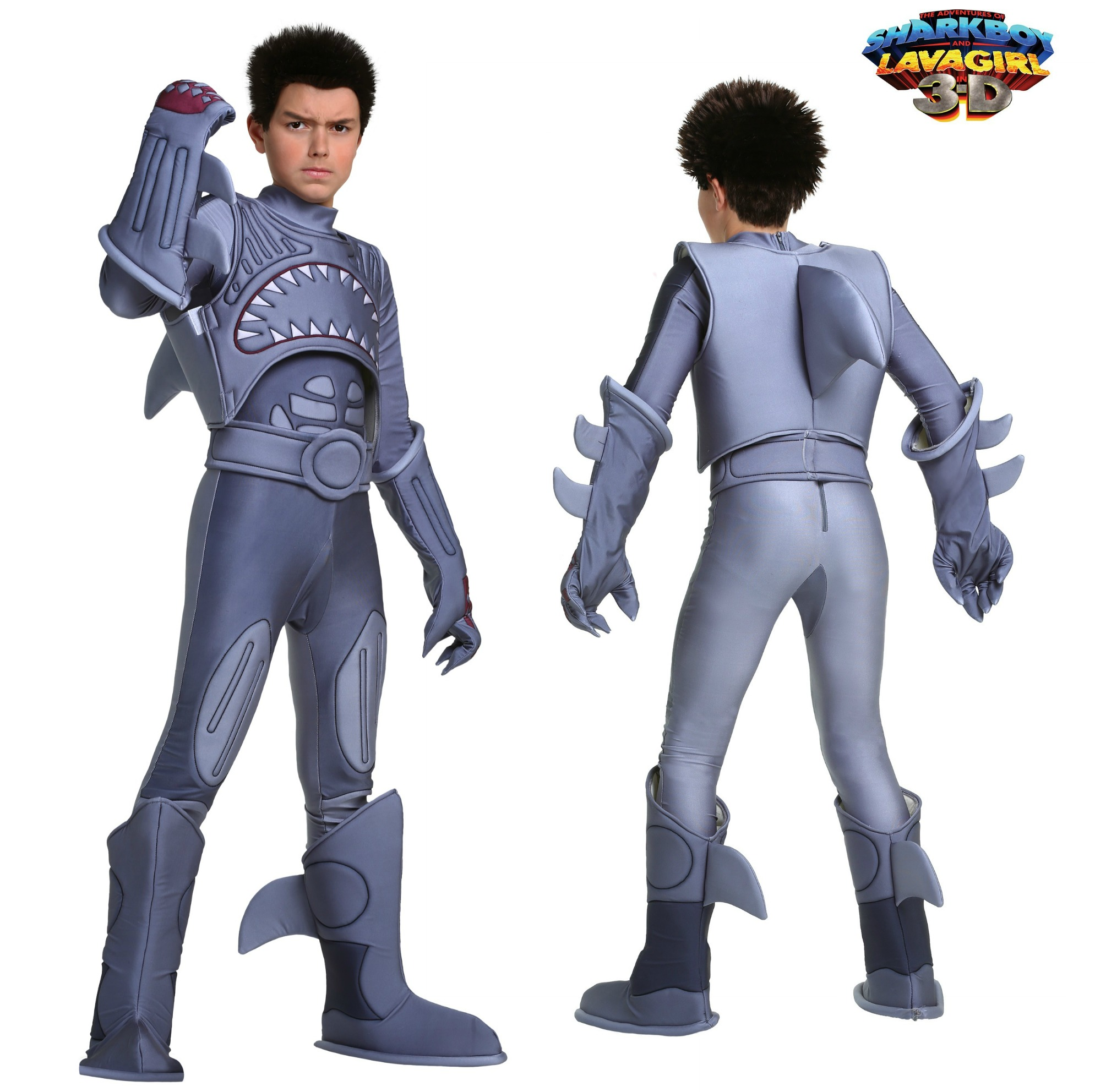 Sharkboy costume
