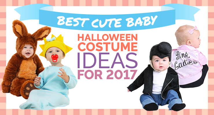 Best Cute Baby Halloween Costume Ideas for 2017
