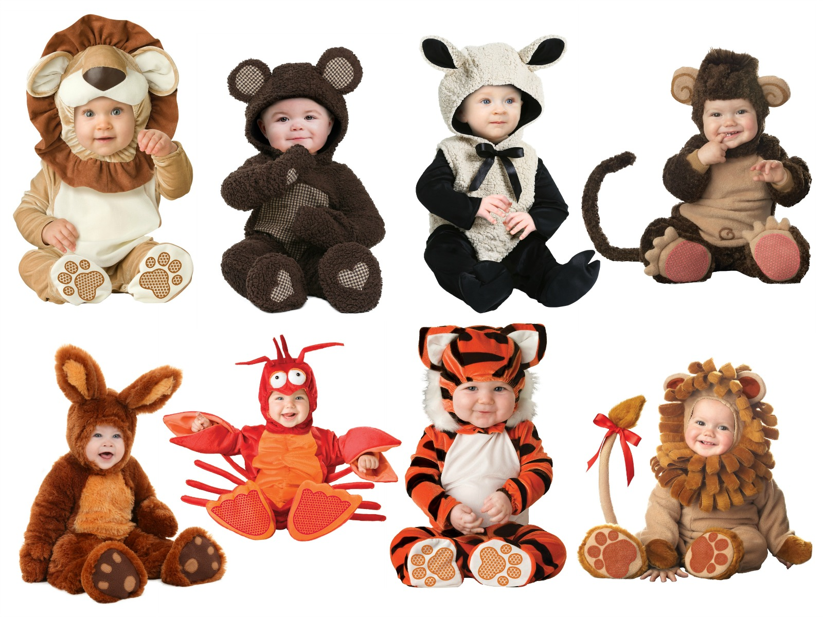 baby animal costumes