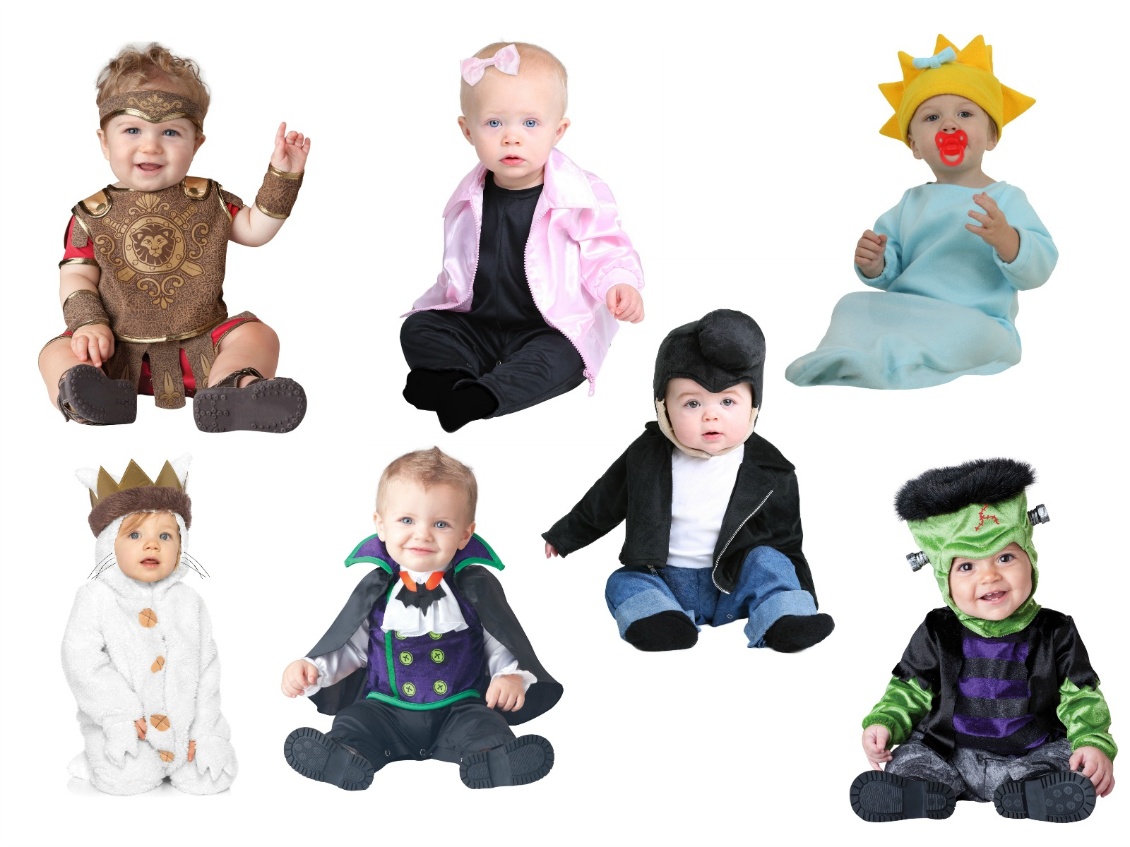 Movie Character Costumes for Babies