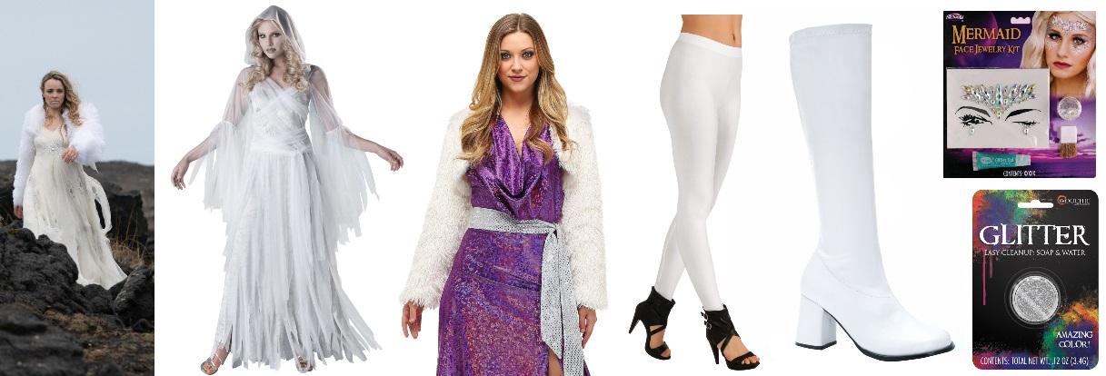 Sigrit Ericksdottir Costume DIY