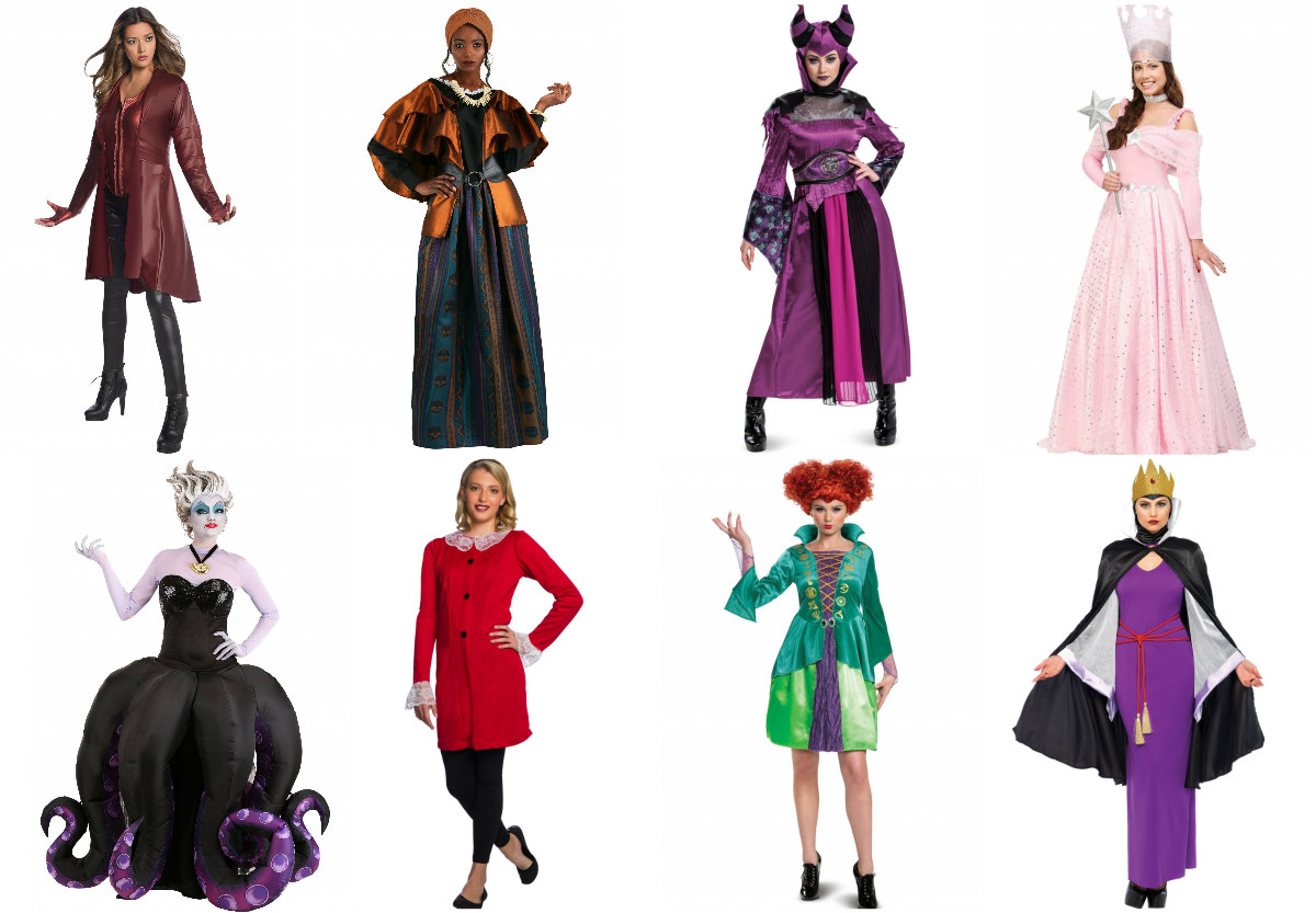 TV and Movie Witch Costumes