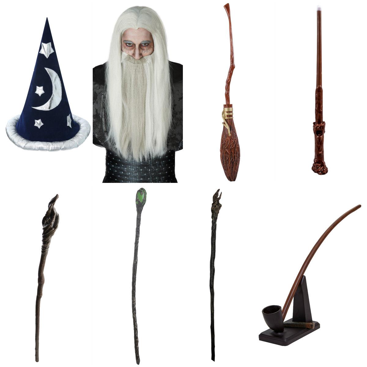 Wizard Accessories