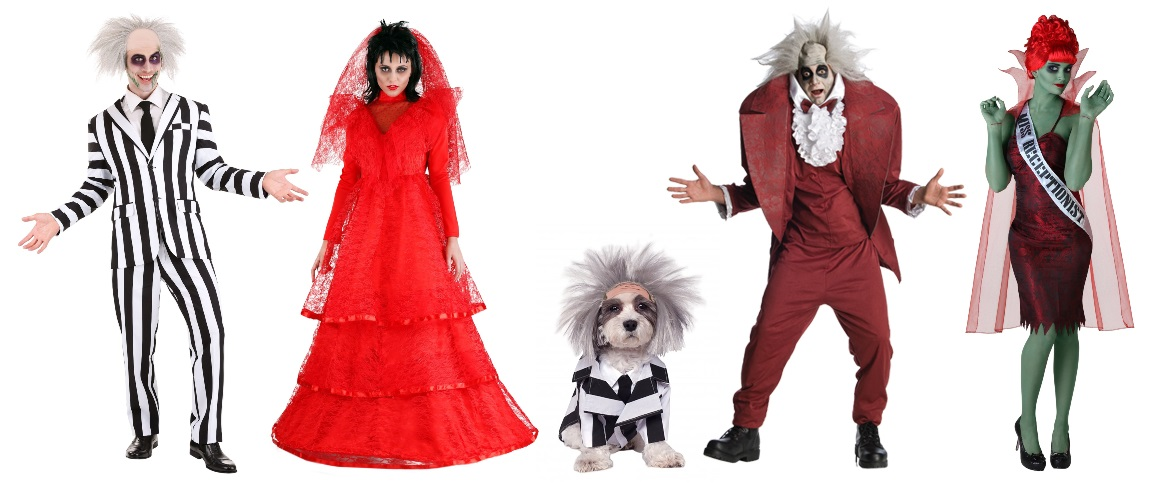 Beetlejuice Costume Ideas
