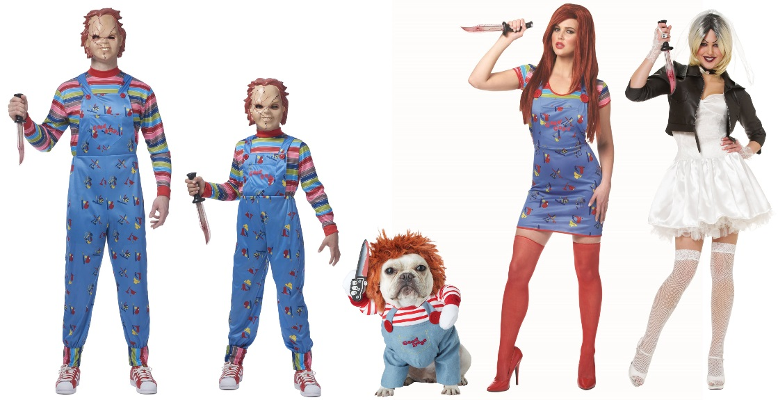 Chucky Costume Ideas