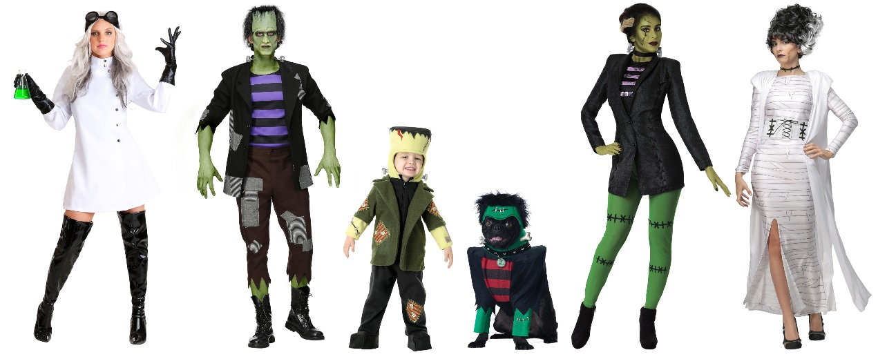 Frankenstein Costume Ideas
