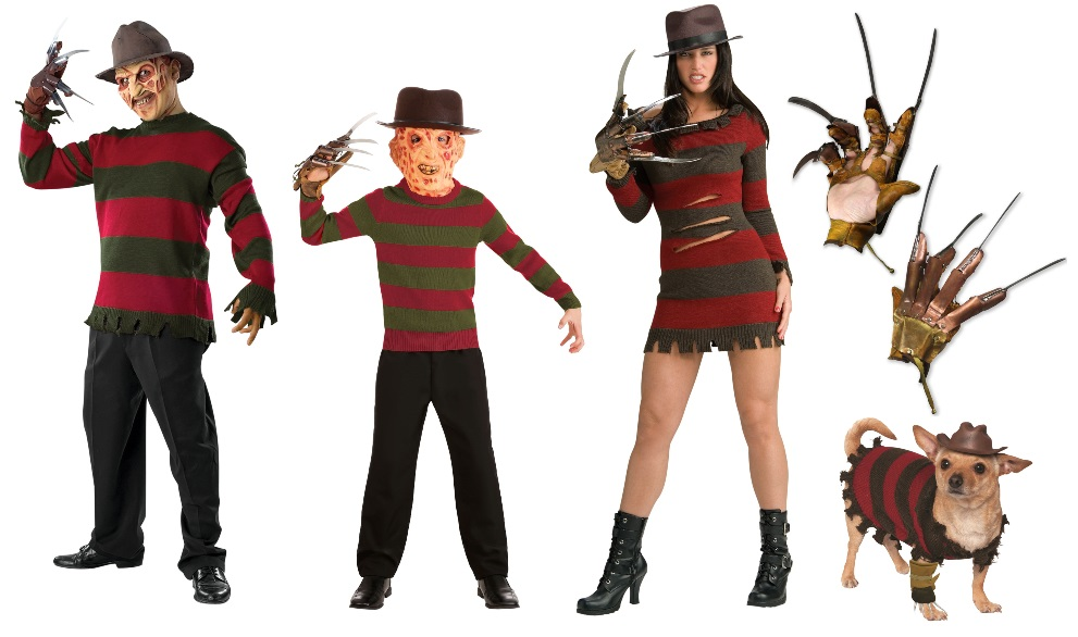 Freddy Krueger Costume Ideas