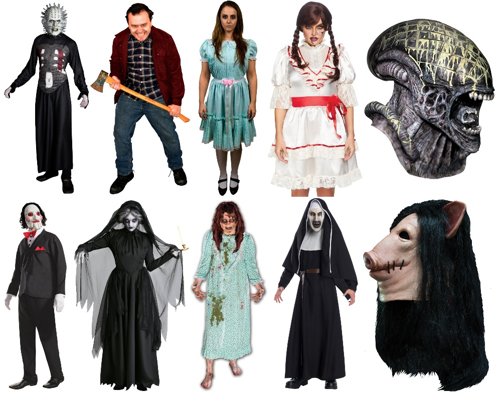 Other Horror Movie Costumes