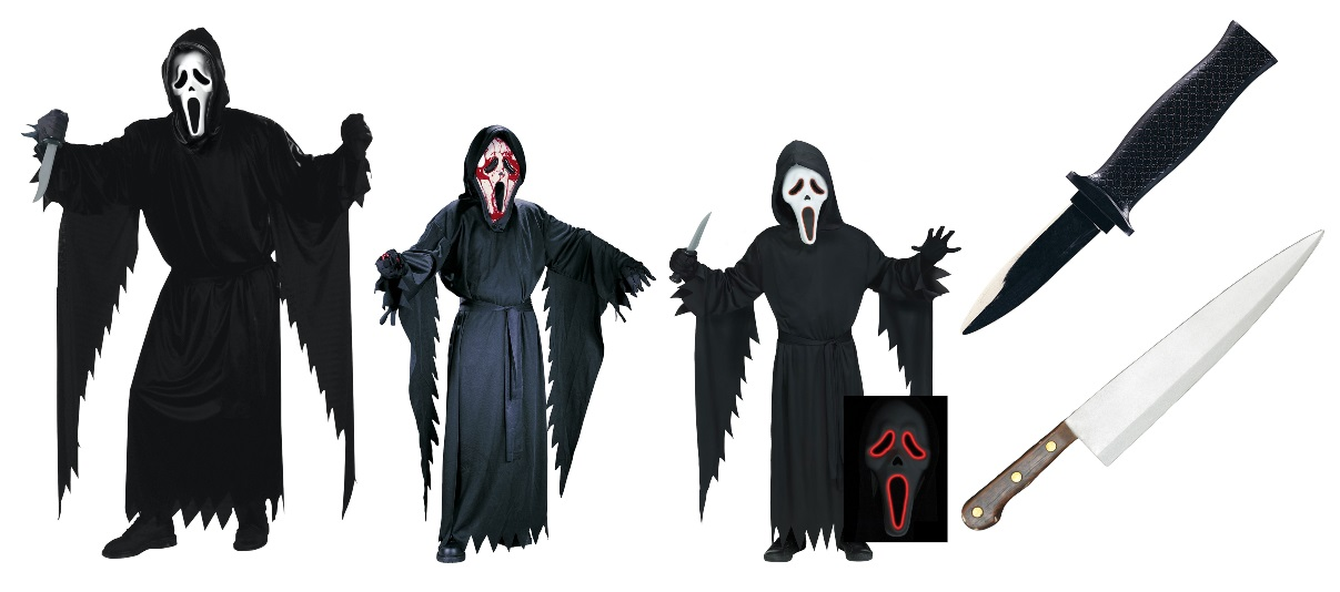 Scream Costume Ideas