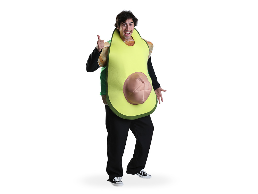 Avocado Over Toast Costumes