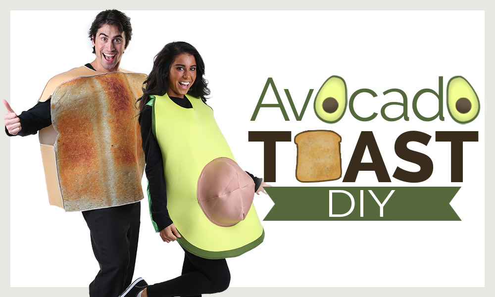 avocado toast diy