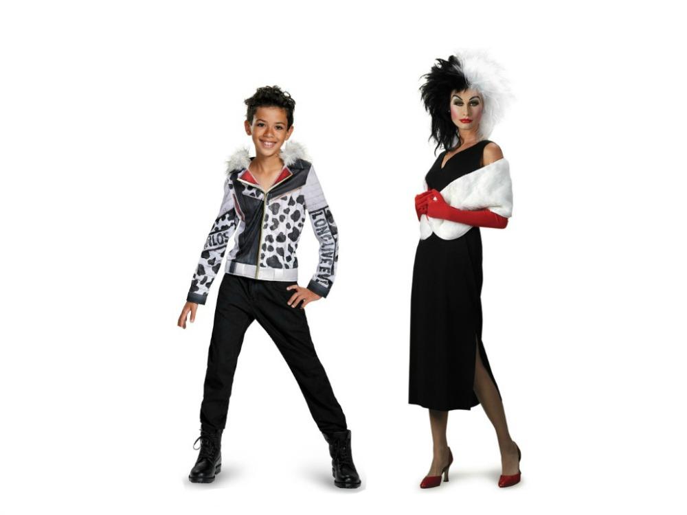 HalloweenCostumes com Presents: The Descendants Costumes
