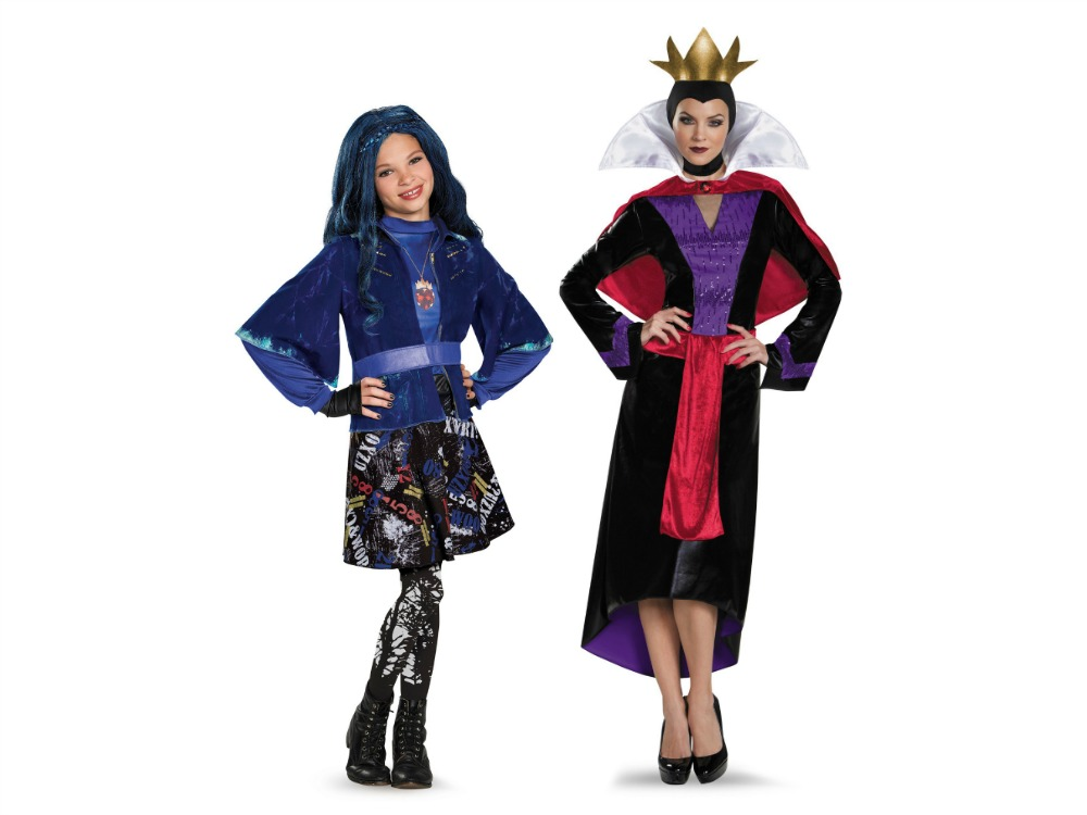 Evie and The Evil Queen