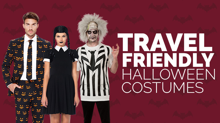 Travel-Friendly Halloween Costumes