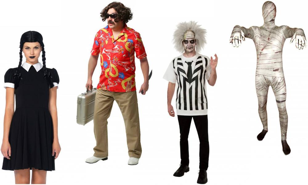 Incognito Travel-Friendly Costumes