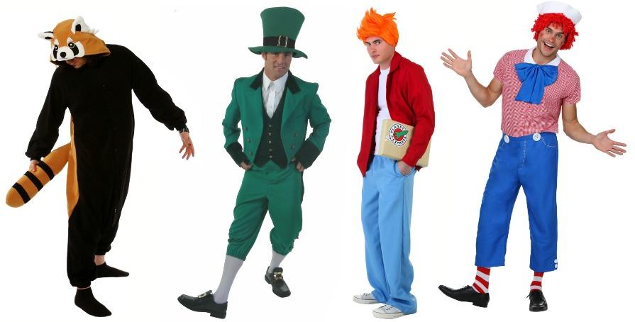 Fun Men's Redhead Costumes