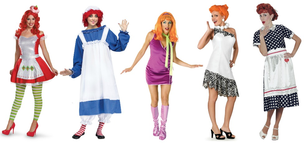 Women's Retro Redheads