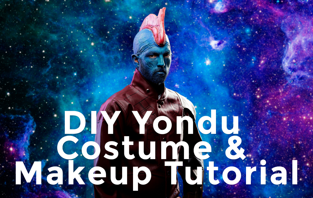 DIY Yondu Costume Header