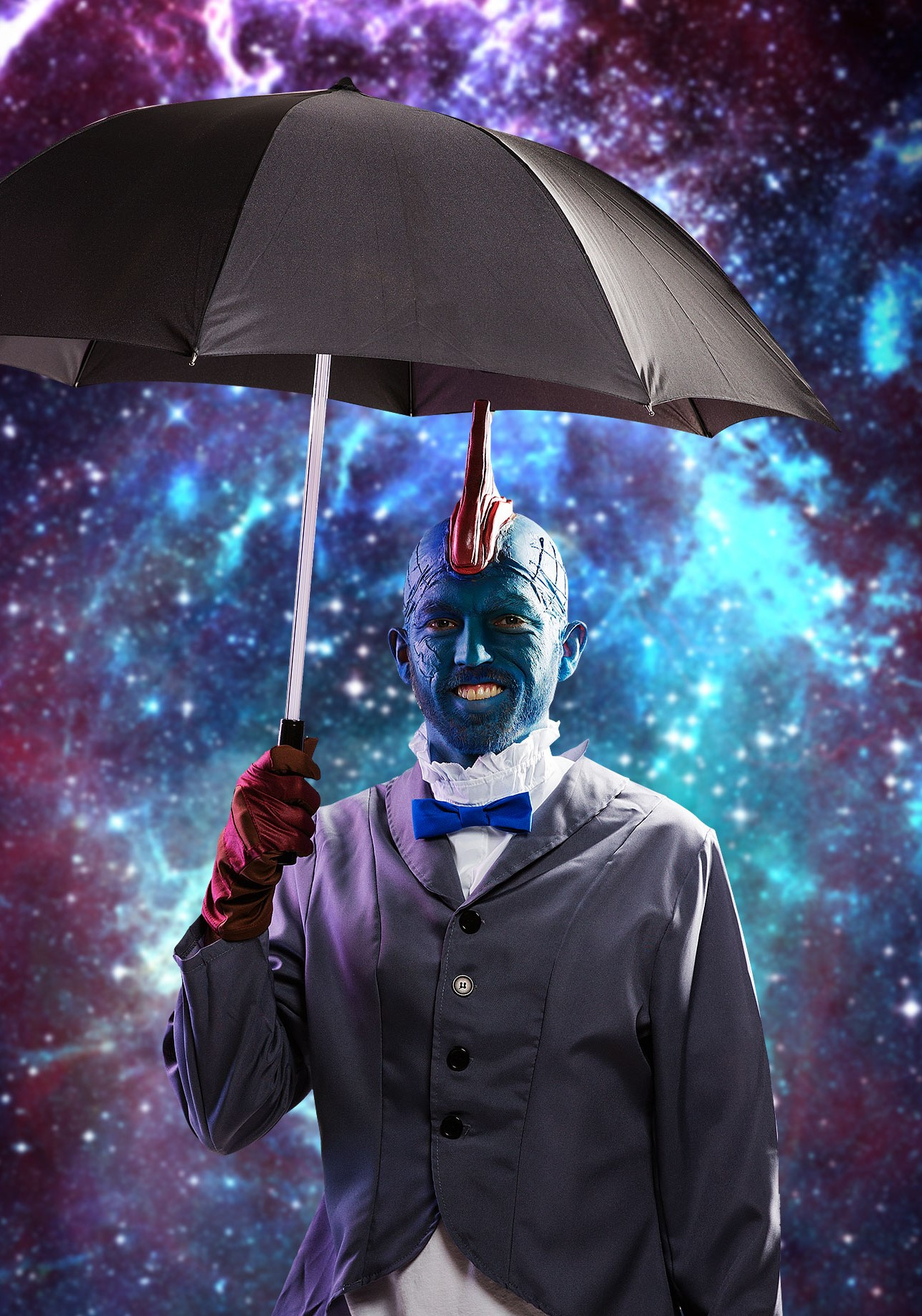 Mary Poppins Yondu Costume