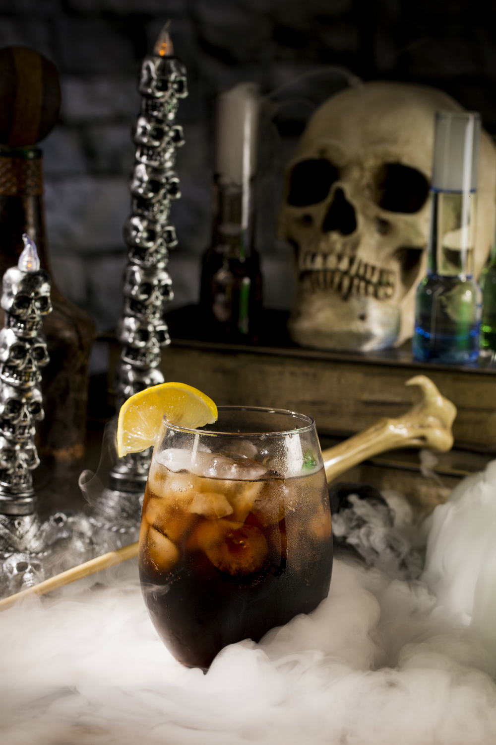 Harry Potter Cocktails: The Dark Lord's Deadly Long Island Iced Tea