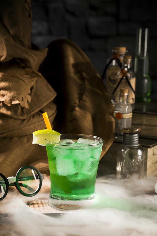 Harry Potter Cocktails: Godric Gryffindor's Famous Gimlet