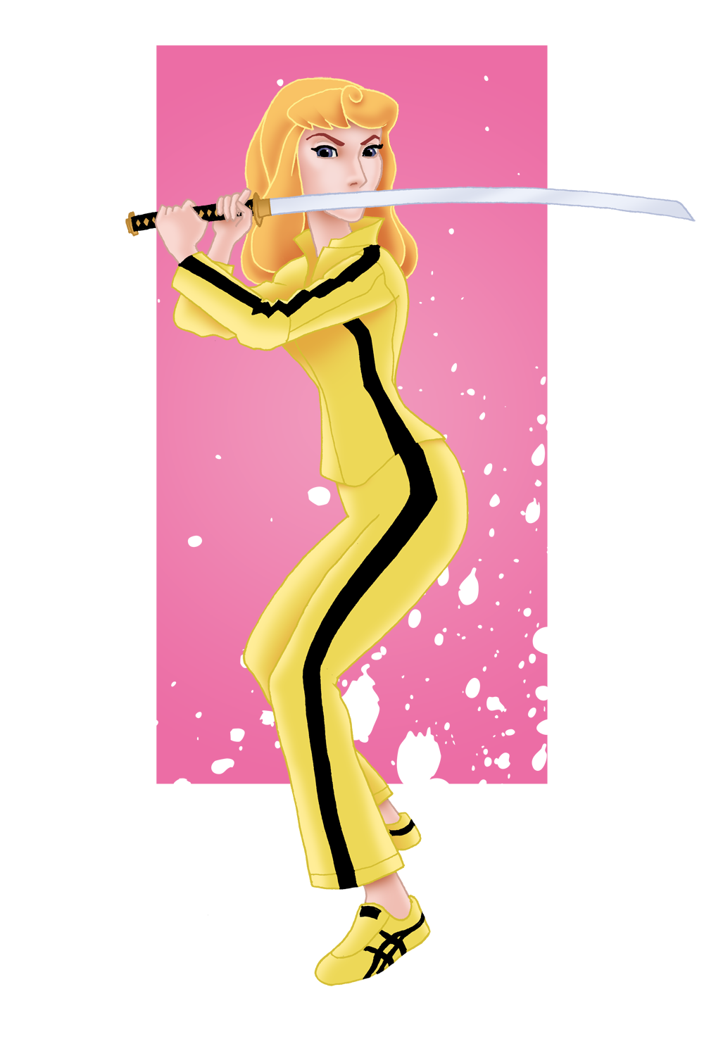 Aurora in Kill Bill