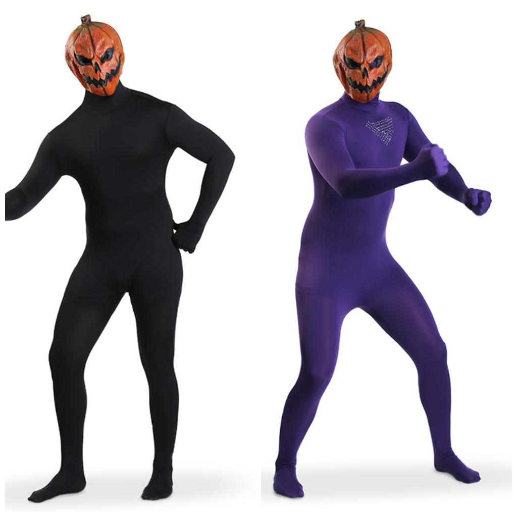 Dancing Pumpkin Man Diy Halloween Costume Halloween Costumes Blog