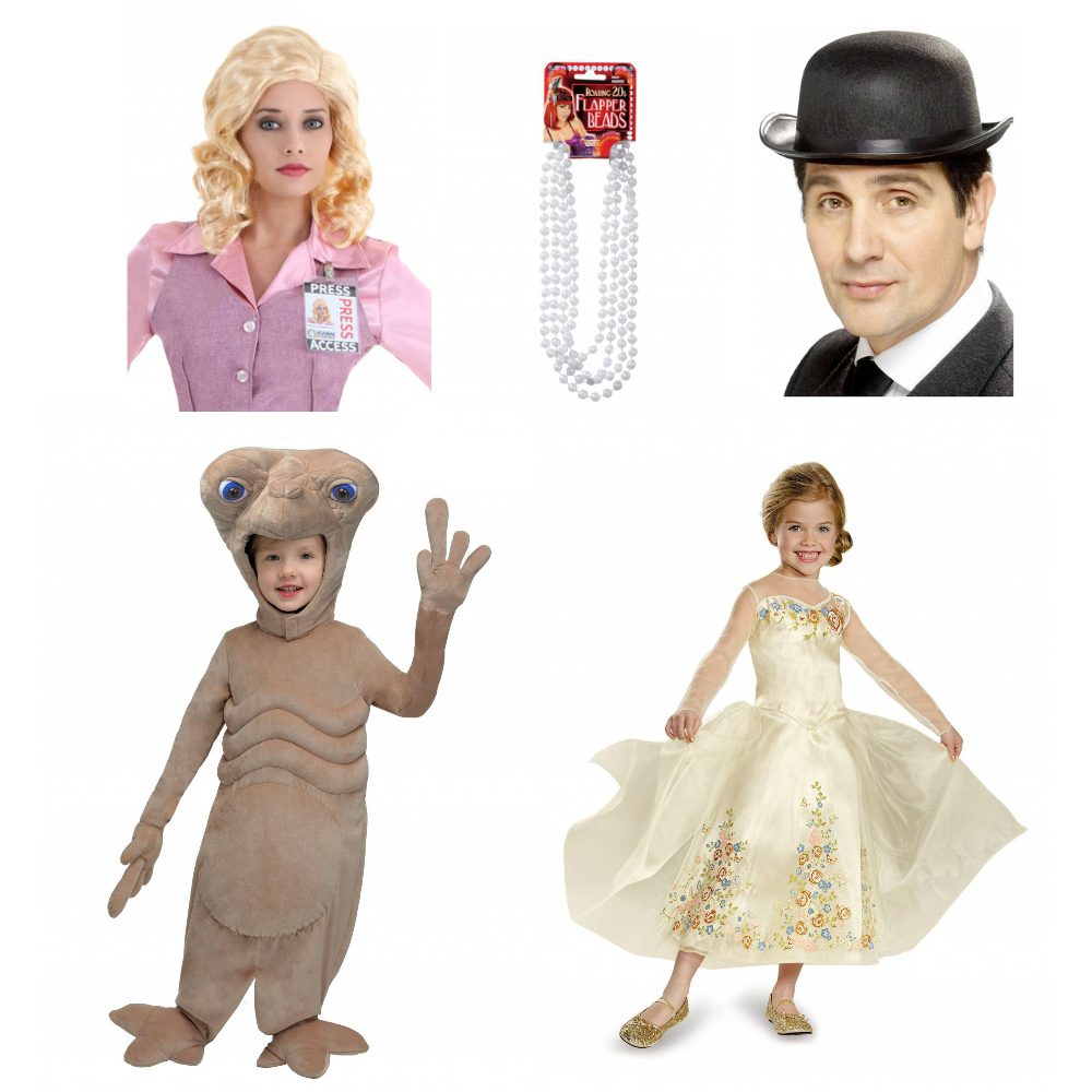 Dress Up: ET Dress Up Costume Ideas