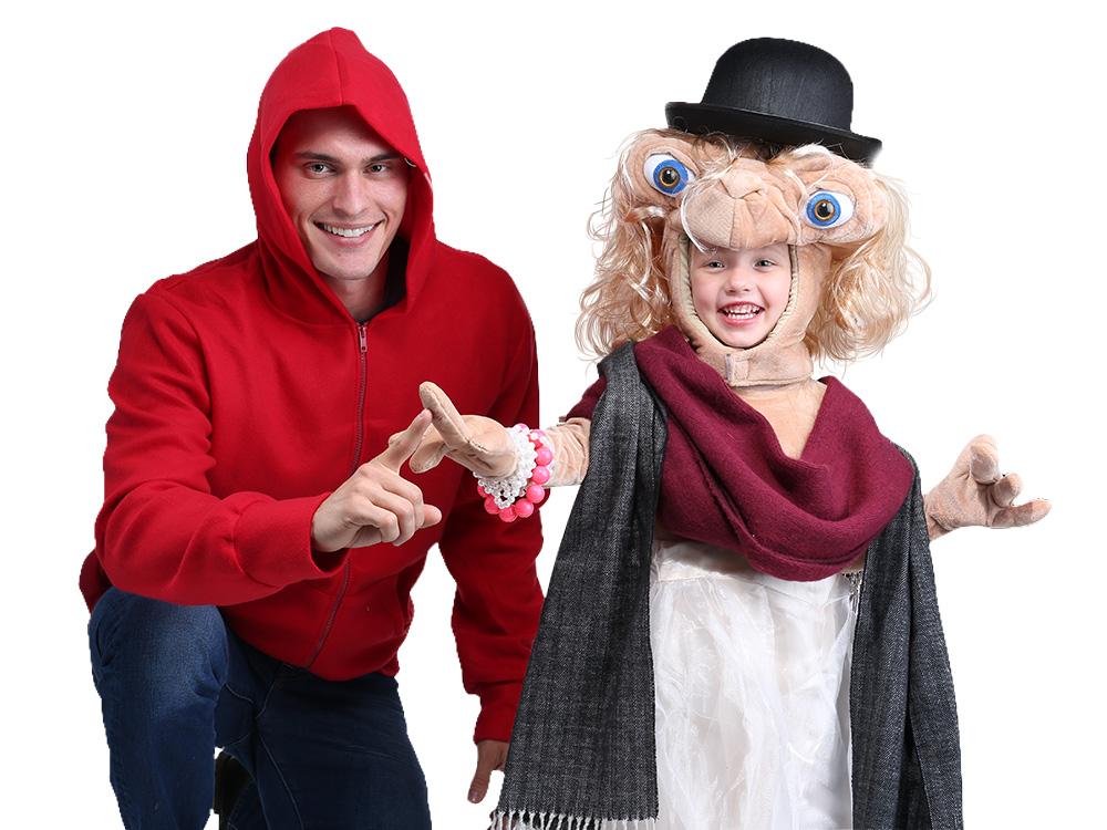 E.T. Dress Up Parent Costume