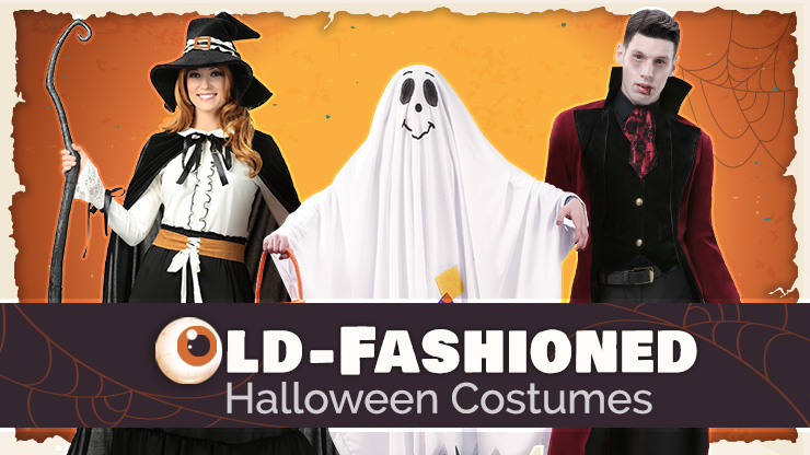 Old-Fashioned Halloween Costumes