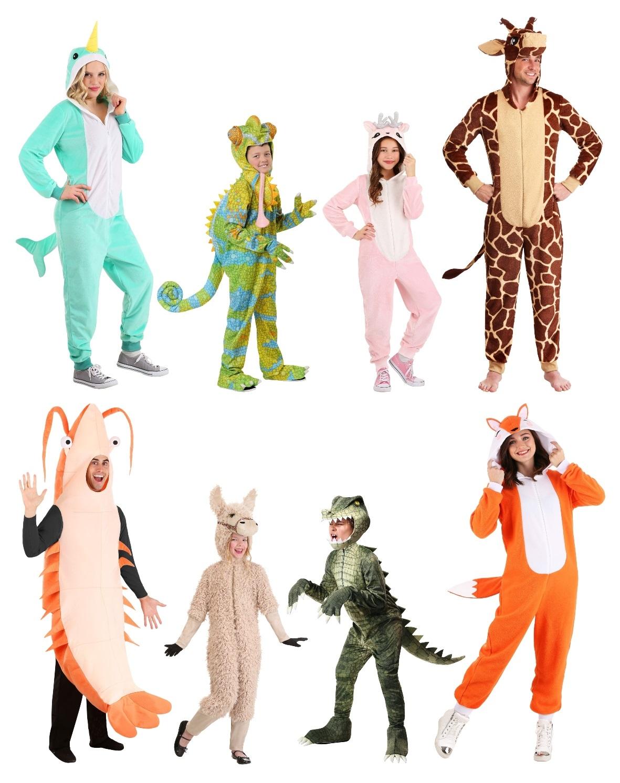 Animal Costume Ideas