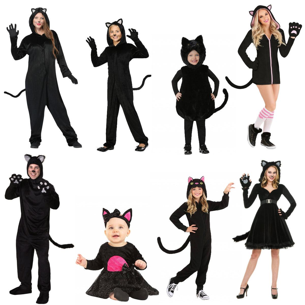 Black Cat Costume Ideas